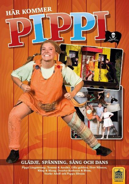 Pippi Långstrump av Astrid Lindgren