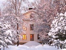 Litet Julbord i Trädgårdens hus
