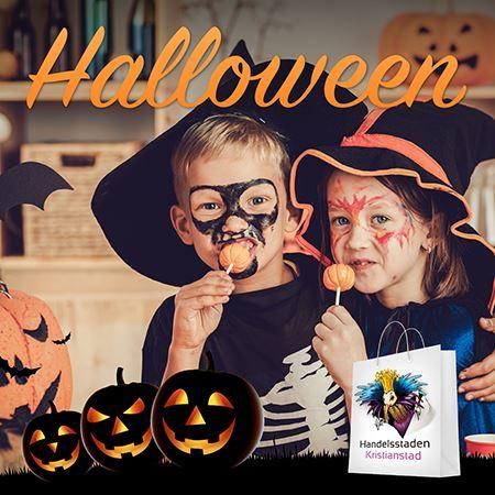 Halloween i Handelsstaden Kristianstad