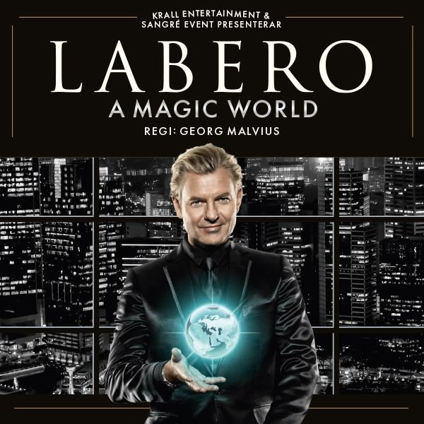 Joe Labero – A Magic World