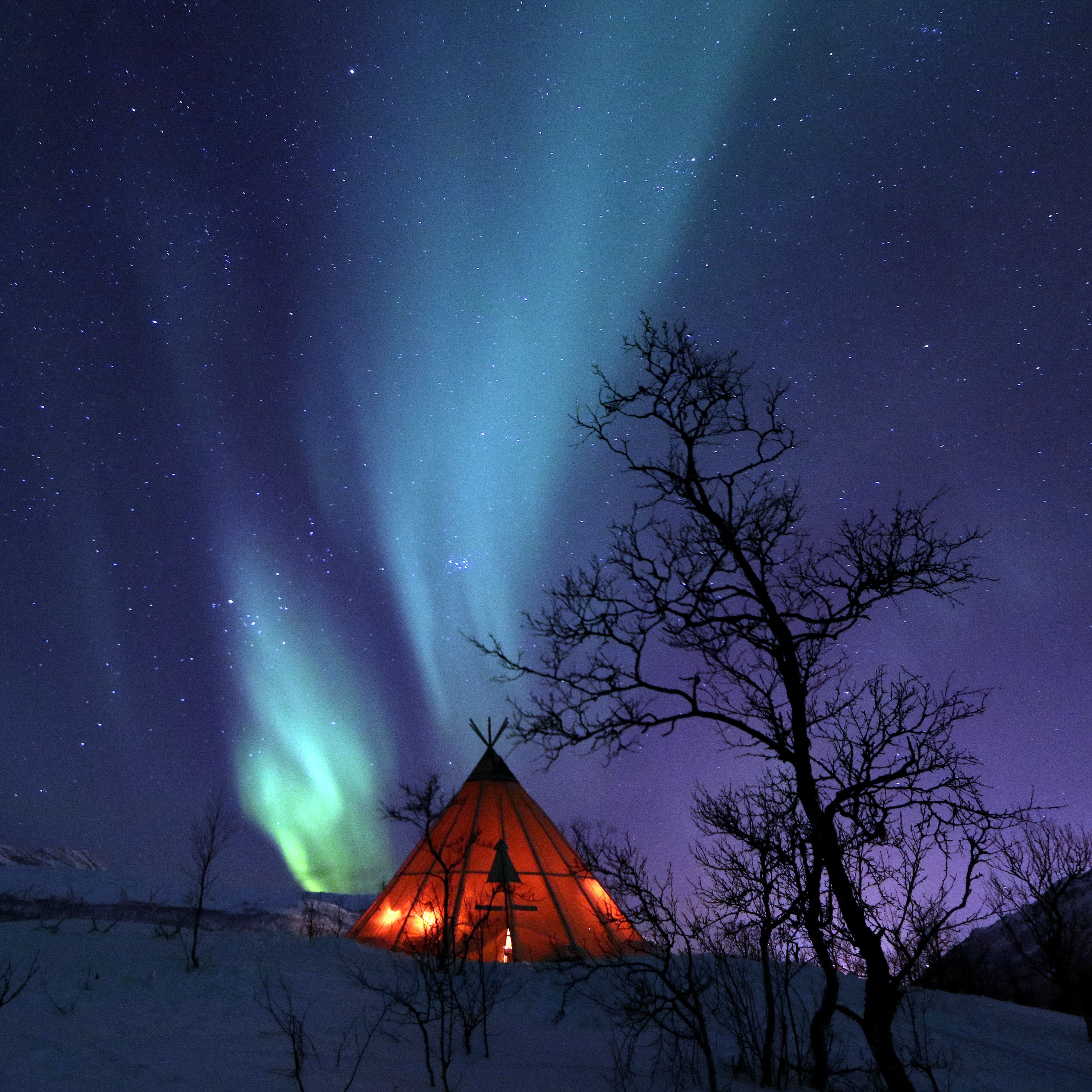 Magical Northernlight hunting With Njalasouka Adventure