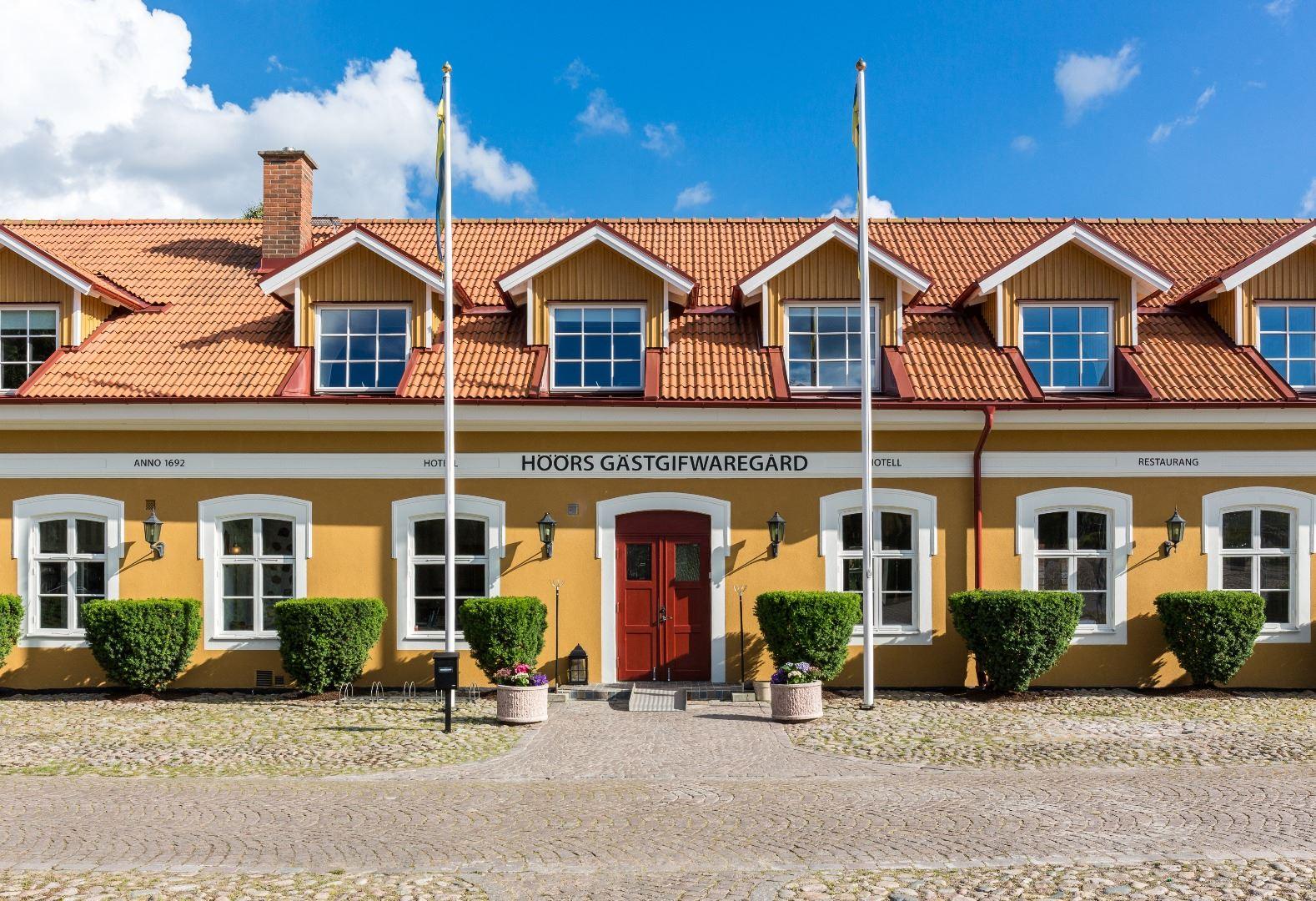 Höörs Gästgifwaregård & Spa Orangeri