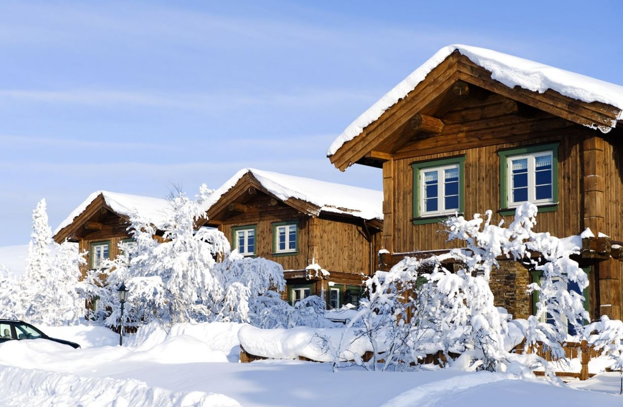 Lofsdalen Panorama - Rustika och exklusiva stugor med vacker omgivning