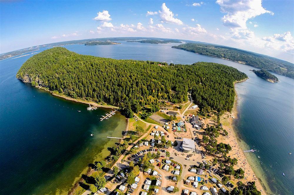 Hafsten Resort Uddevalla Bohuslän Camping.se