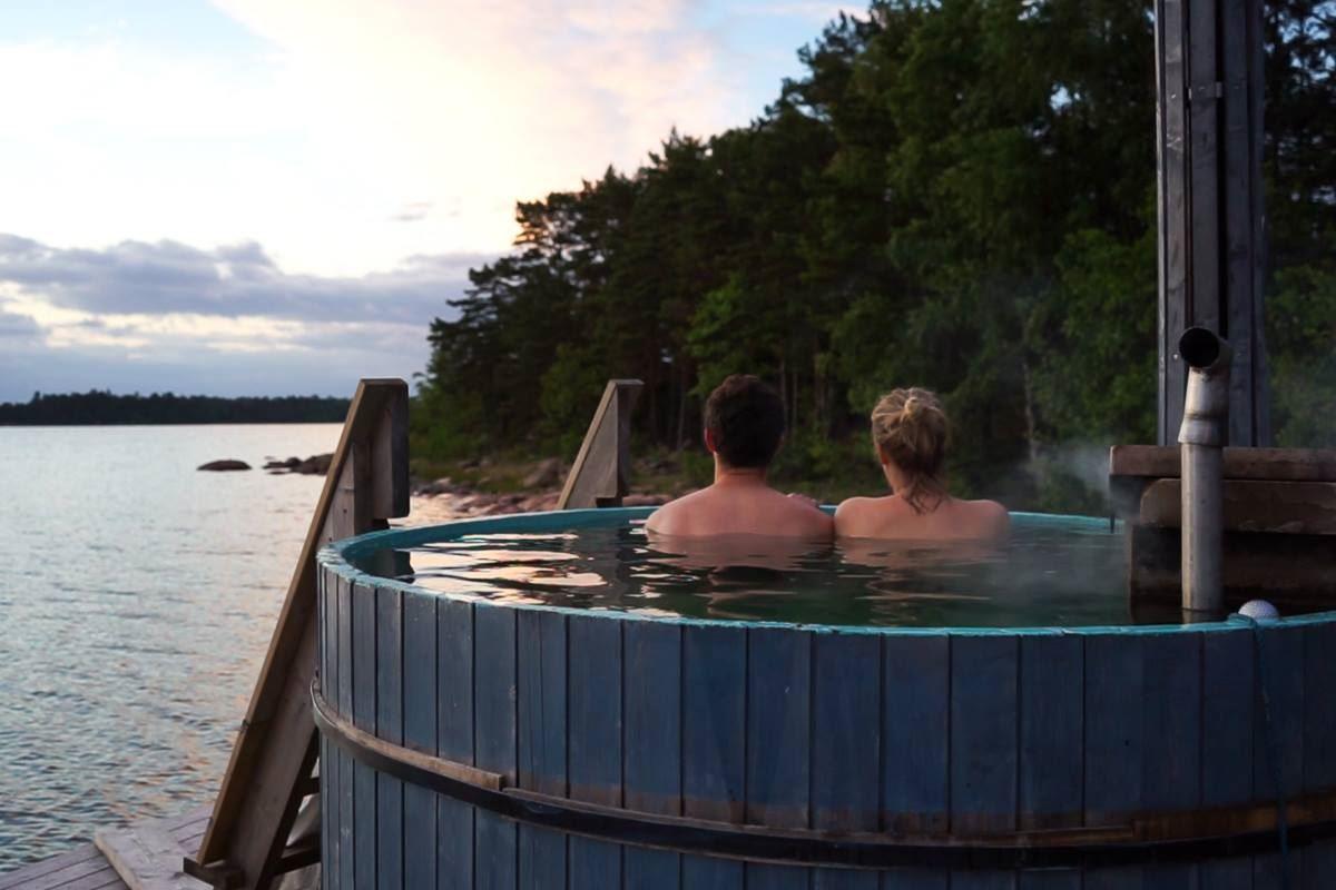 Sandösunds Resort: Gyllenklobb Eremitstuga