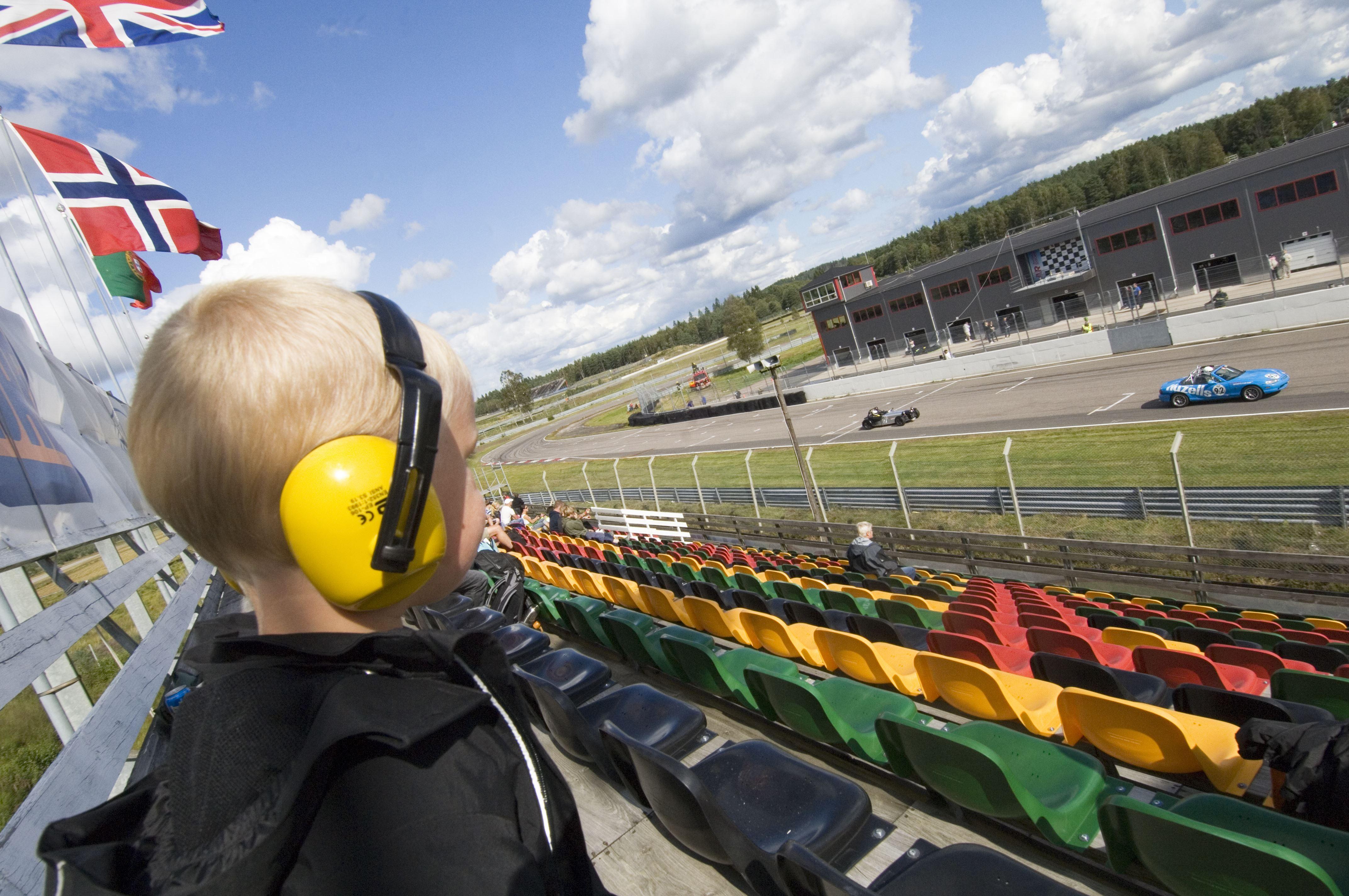 © Symbolbilder.se, Anderstorp Raceway