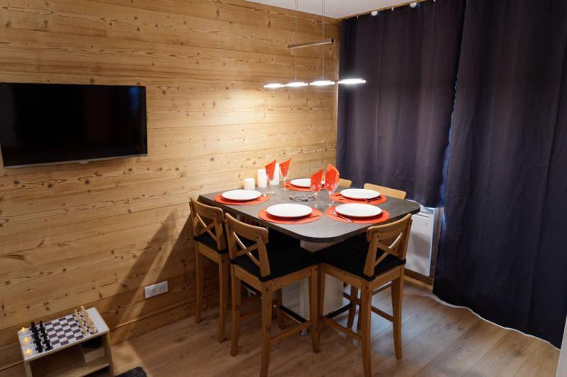 Lauzières 707 > 2 Rooms + Cabin - 5 Persons - 3 Gold Snowflakes (Ma Clé IMMO)