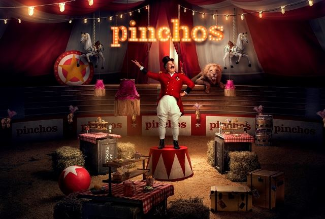 Pinchos i Umeå