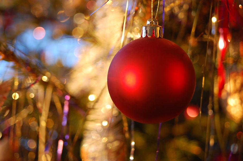 Julmarknad i Ryd