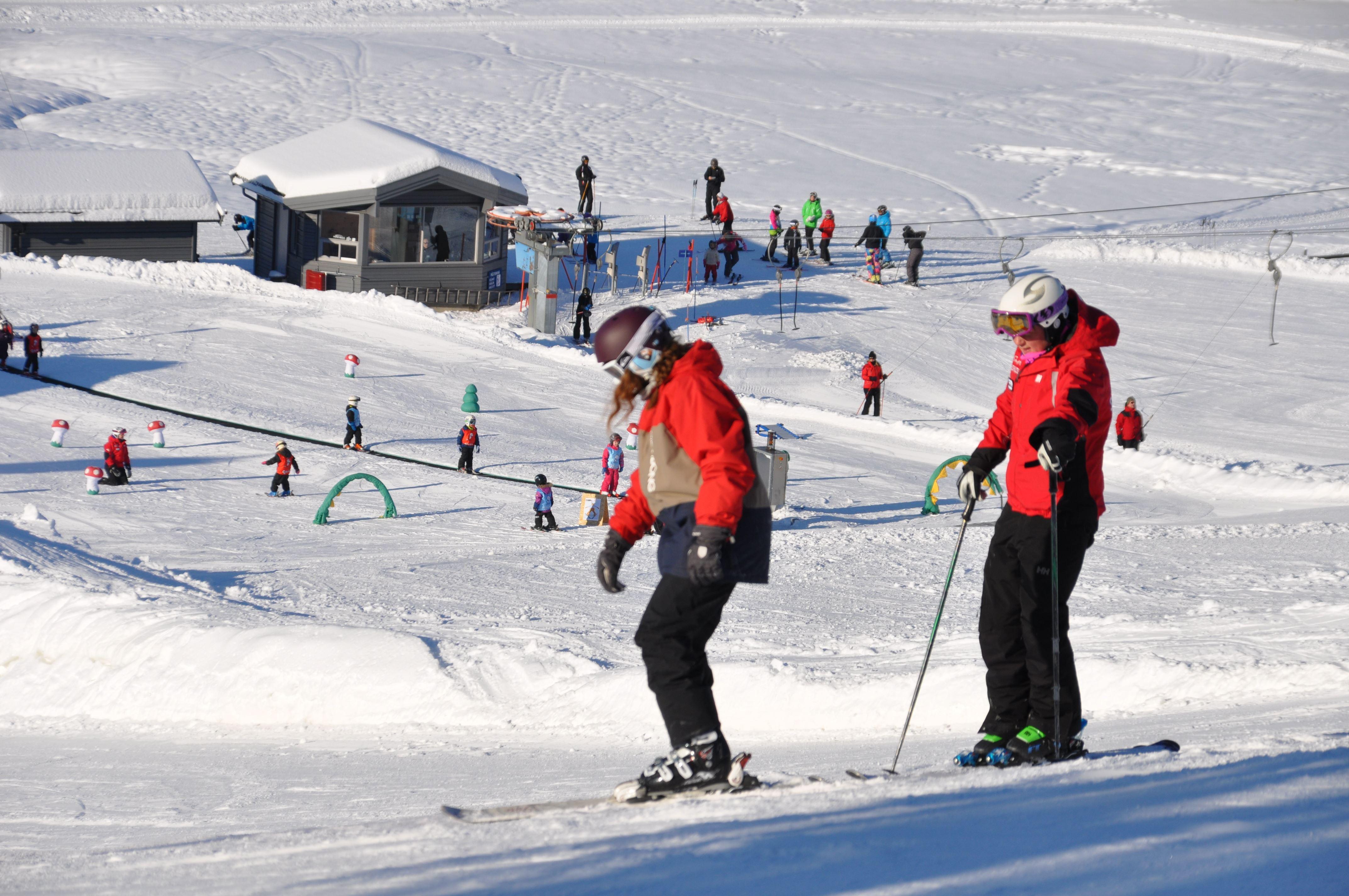 Hafjell Alpine Centre
