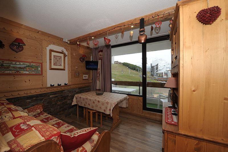 4 Pers Studio ski-in ski-out / CHAVIERE 620