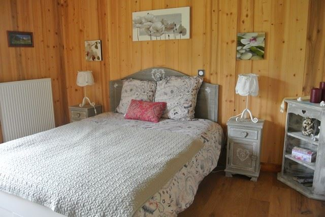 HPCH15 - Maison d'hôtes, tout en bois, en vallée de Neste