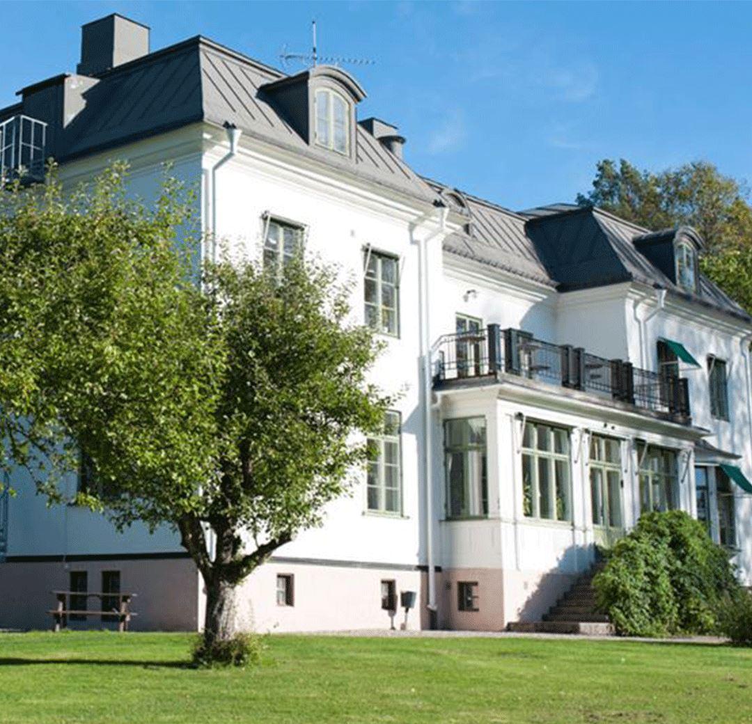 Nya Herrgården Högbo Bruk