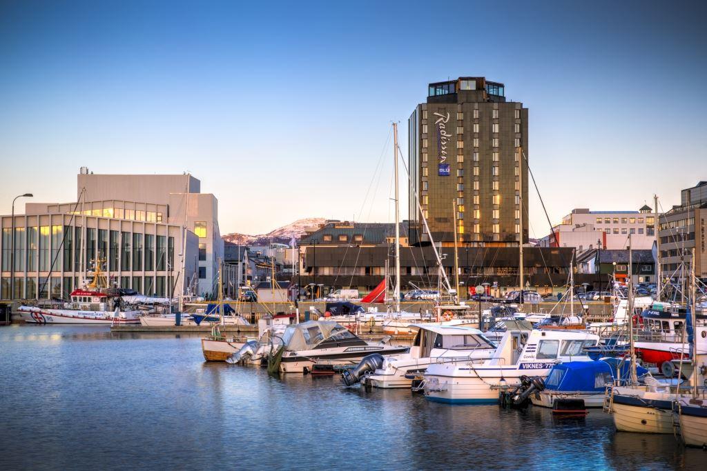 Radisson Blu hotell Bodø
