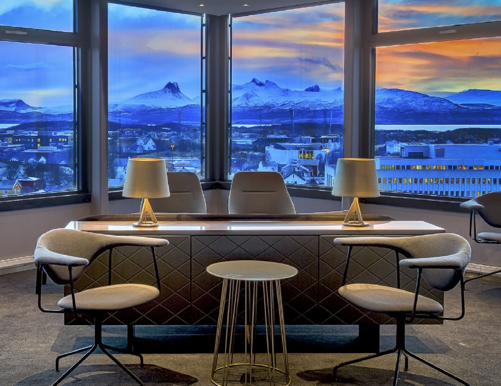 Rune Nilsen, Radisson Blu Hotel Bodø