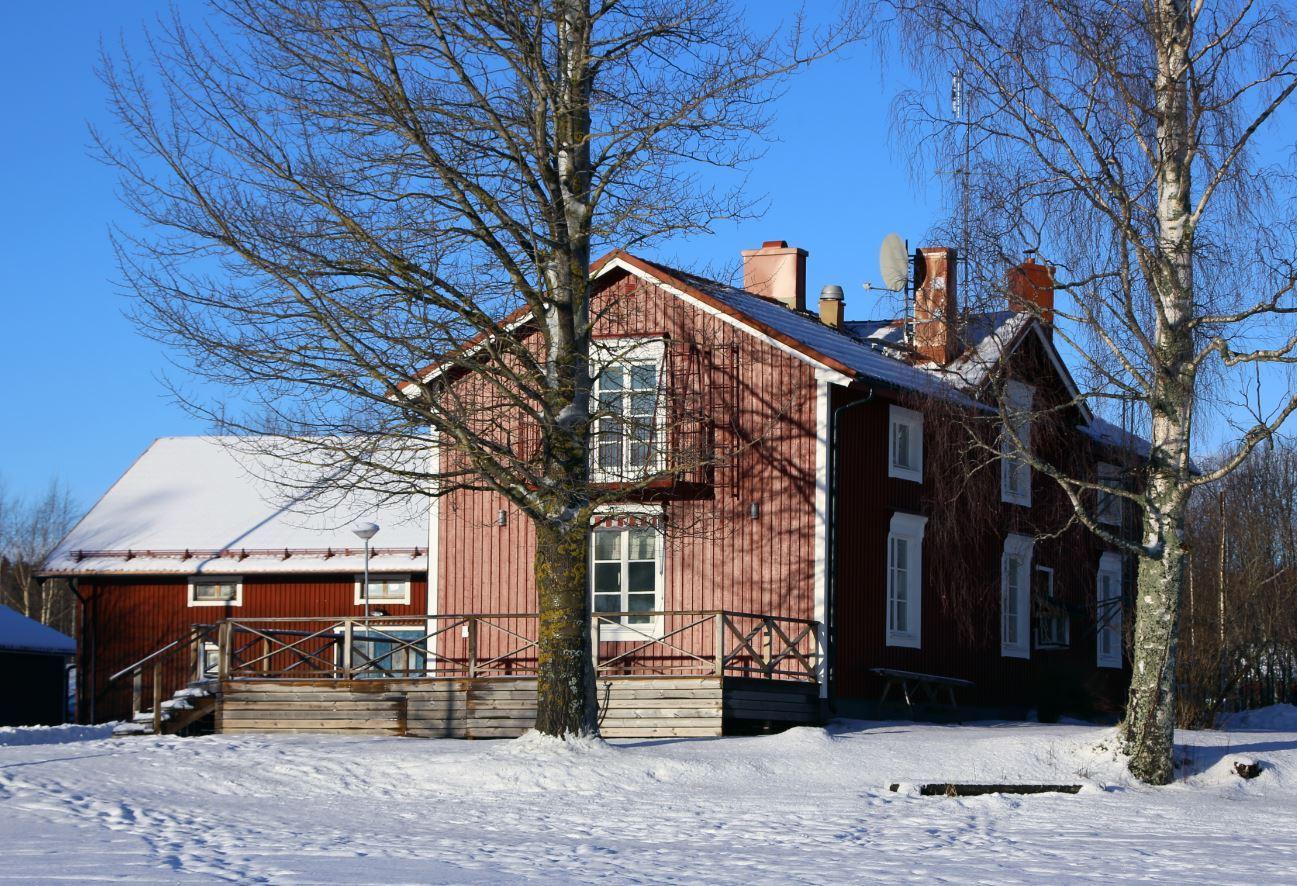 Vintercafé på Sundlingska Gården