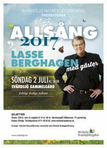 Allsång med Lasse Berghagen & gäster