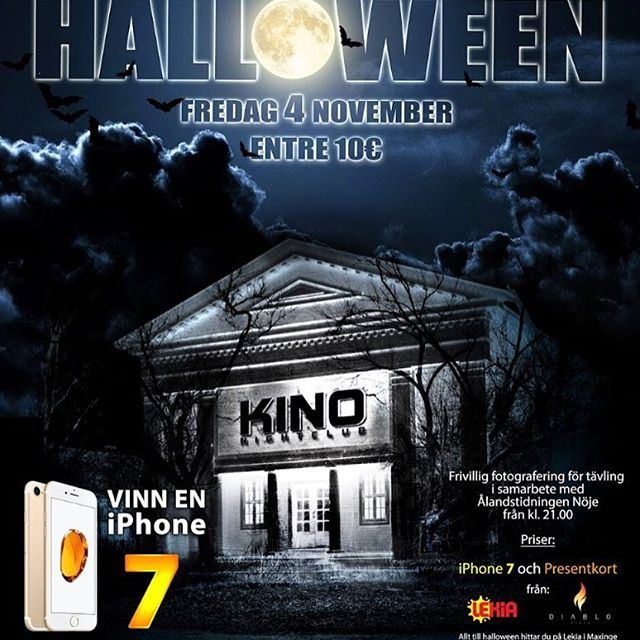 Halloween Party at Kino's nightclub