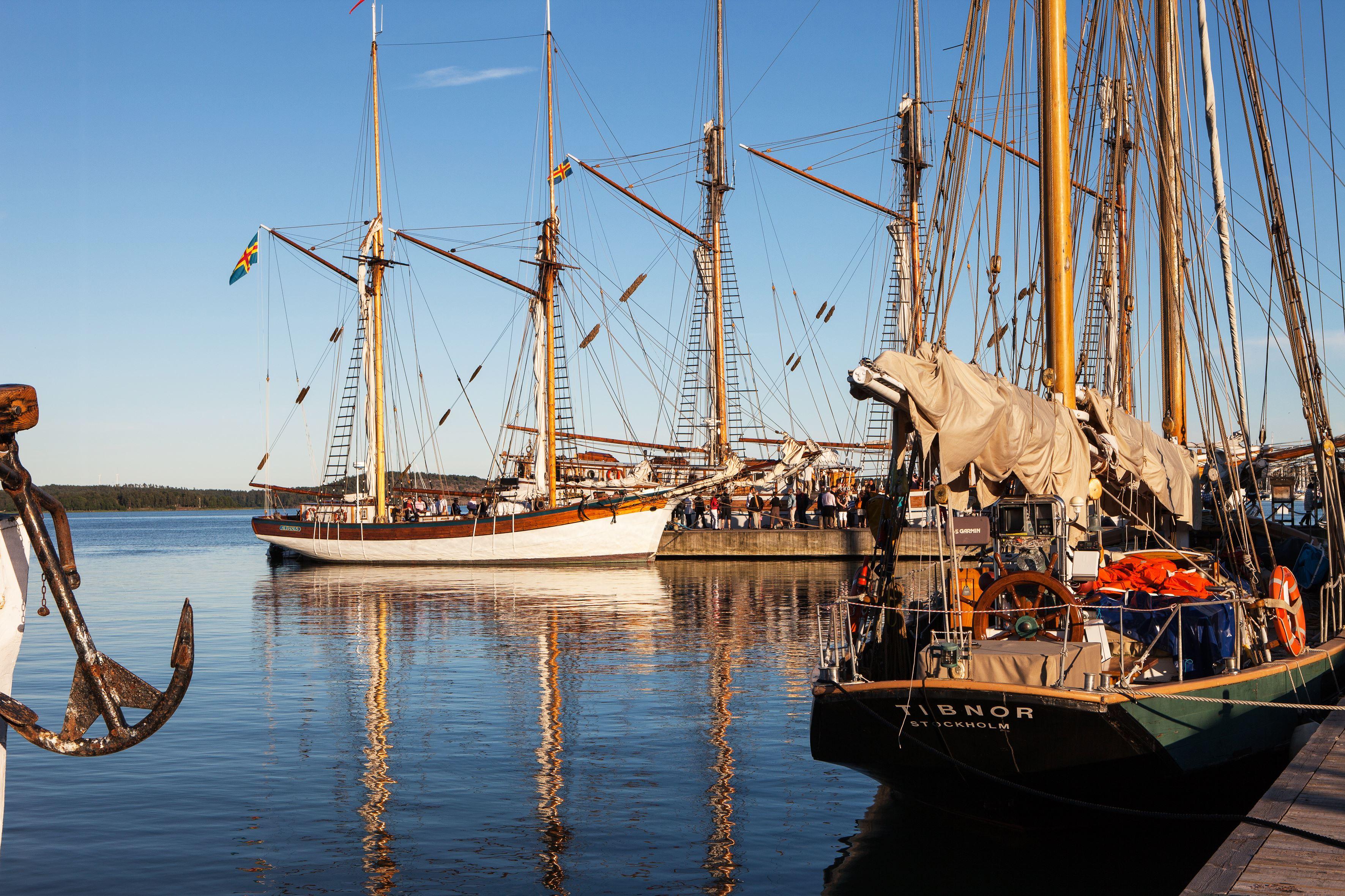 S/S Albanus 4 h sailing
