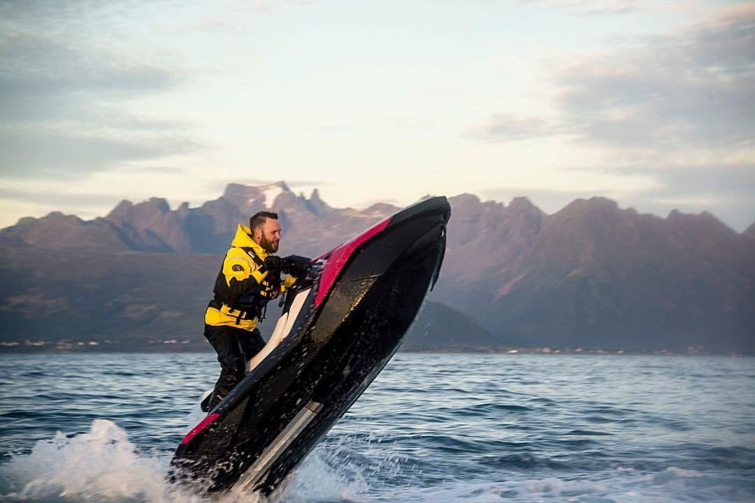 © Markedsbrygga, Experience Trollfjord by jetski - friluft.no