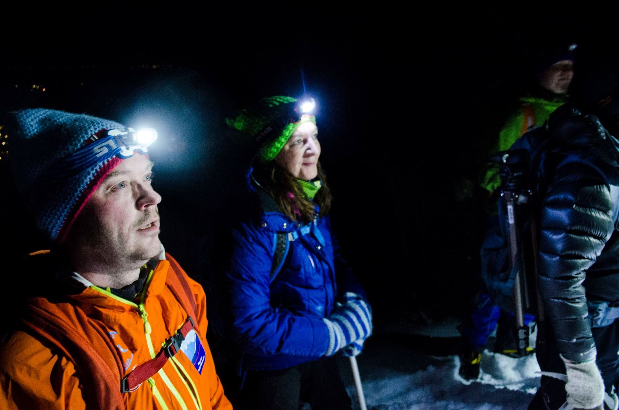 © Markedsbrygga, Guided wintertrips in Vesterålen nature - friluft.no