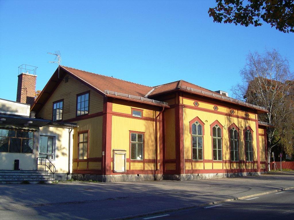 CEU - UN,  © CEU -UN, Kulturhuset Bergsjögården i Bergsjö