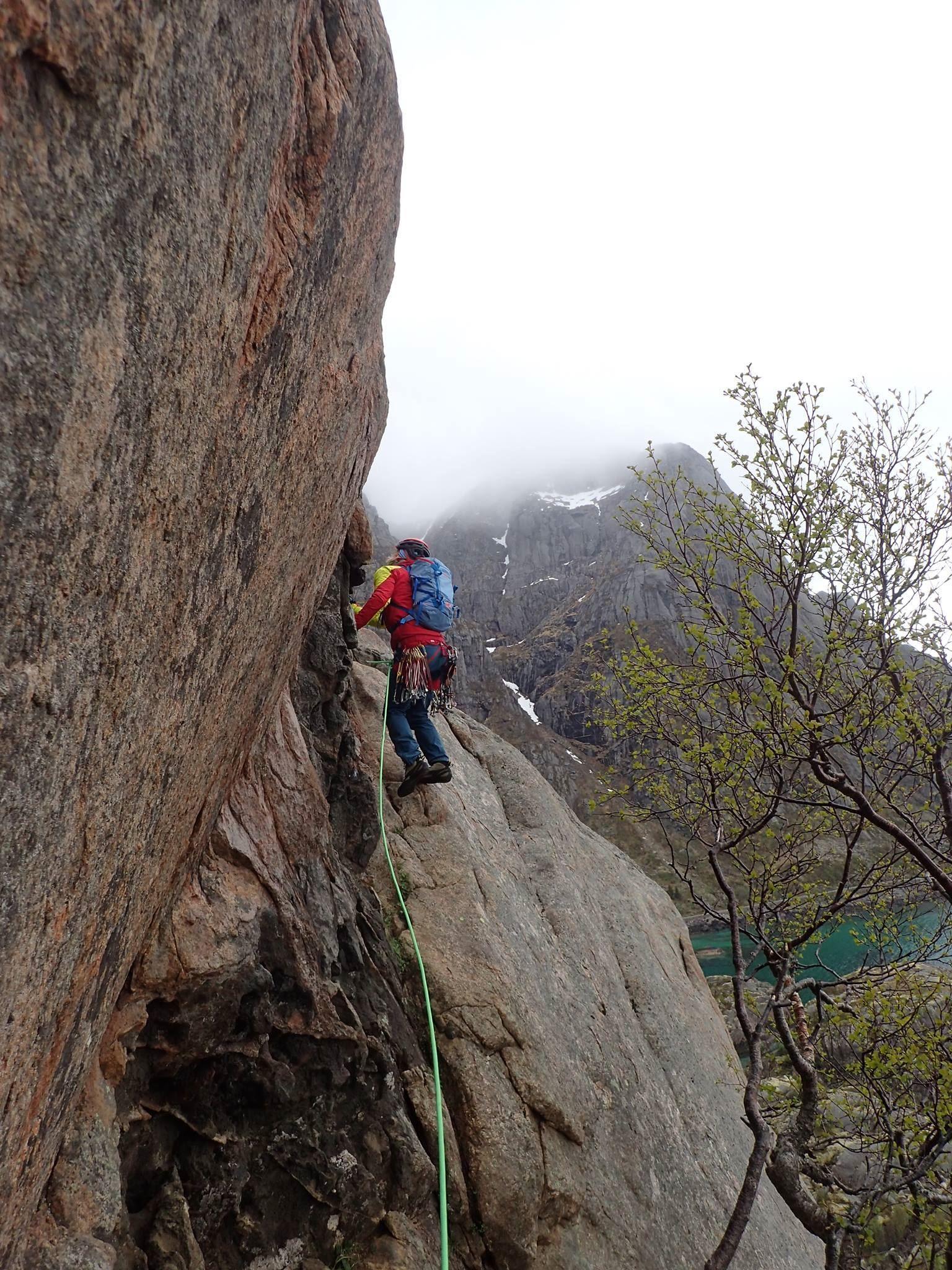 © Markedsbrygga, Trollskåla - learn how to mountain climb - friluft.no