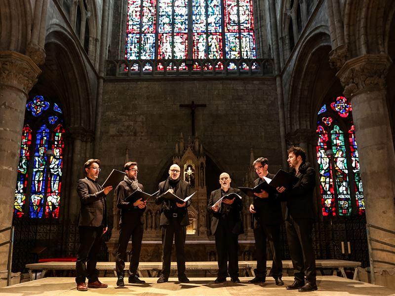 Concert Palais des Papes - Ensemble Diabolus In musica - 12 novembre 2016
