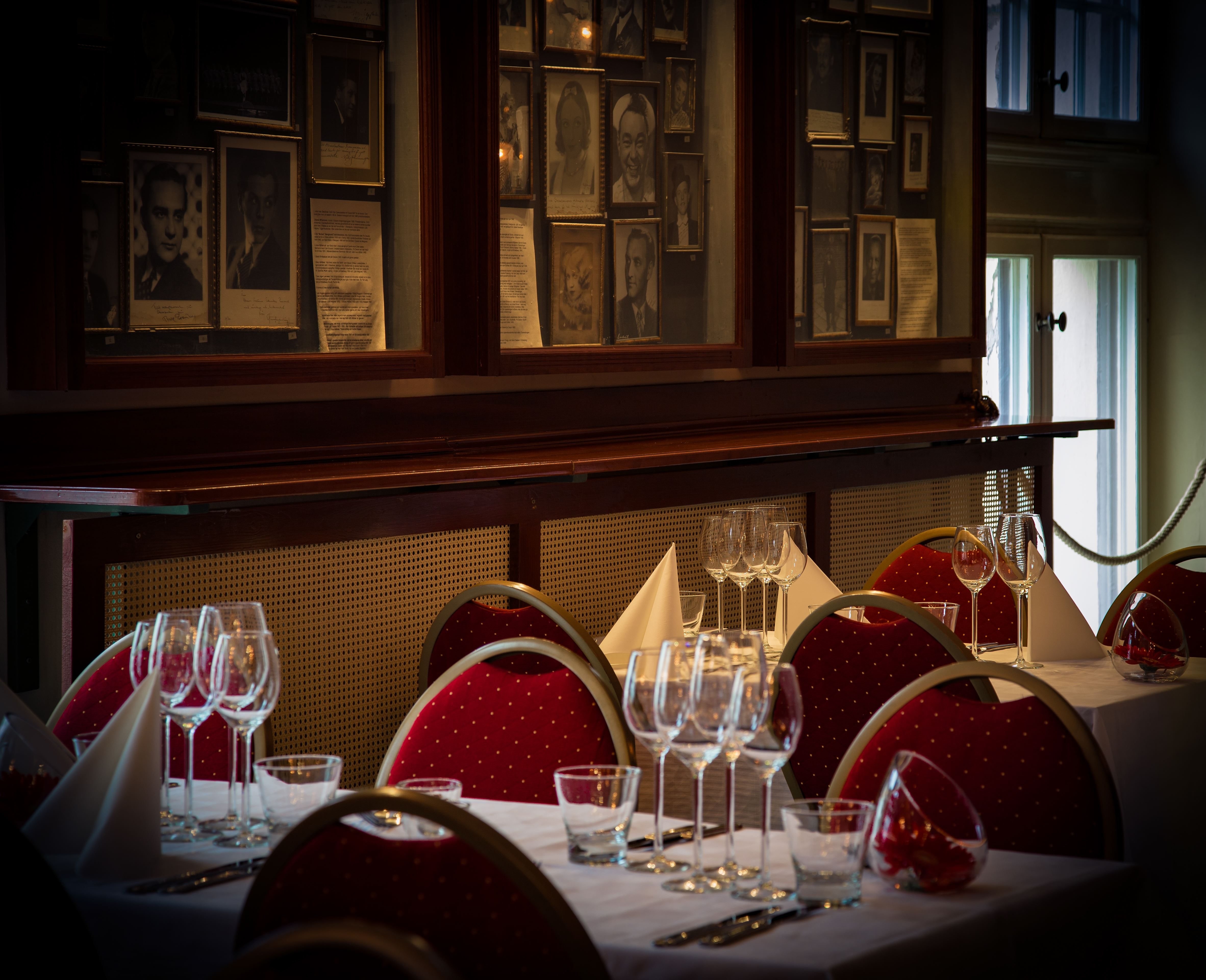 Oscarsteatern Restaurang