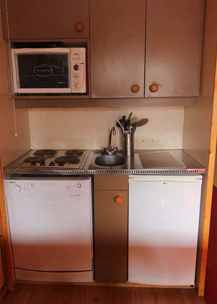 LAUZIERES 511 / APARTMENT 2 ROOMS CABIN 5 PERSONS - 1 SILVER SNOWFLAKE - VTI
