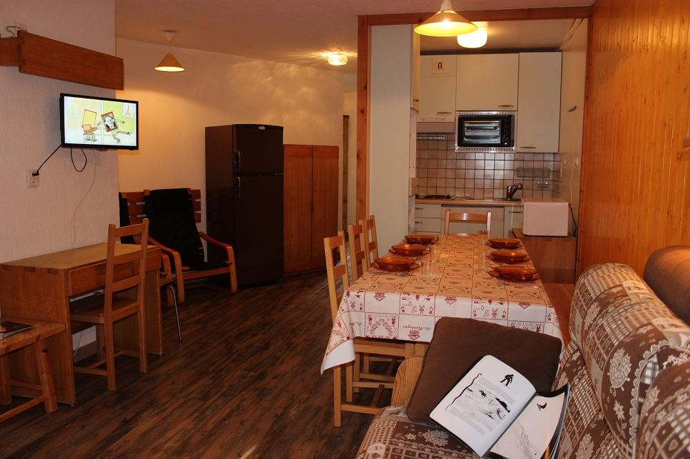 ROC DE PECLET 124 / 2 rooms 6 people