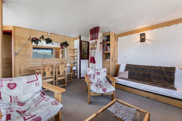 2 rooms 6 people / CROIX DE VERDON 609 (mountain)