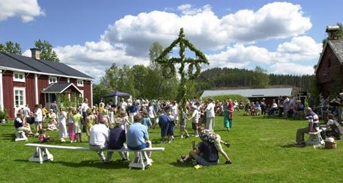 Ljustorps Hembygdsgård