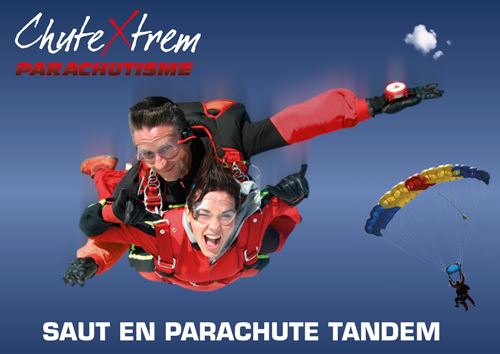 Skydiving with Chutextrem
