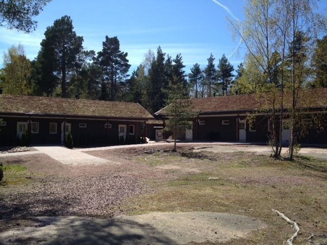 Sandösunds hotellrum