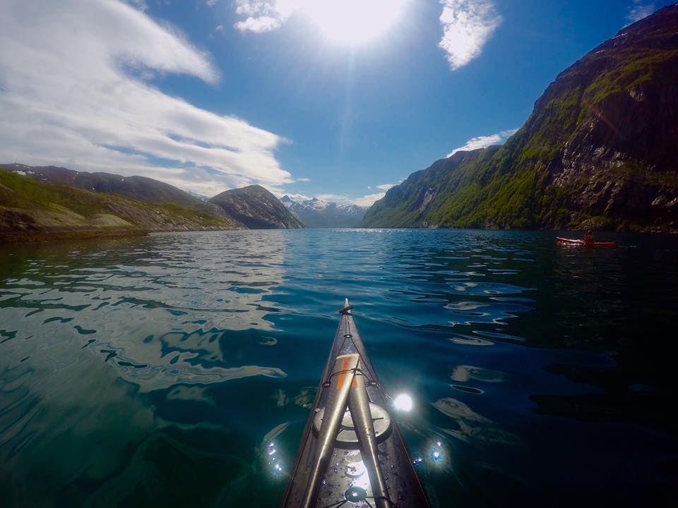 Padlehelg i Melfjorden og Nordfjorden