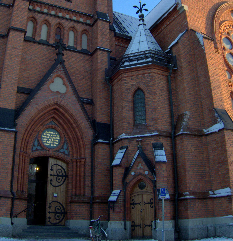 Umeå city church