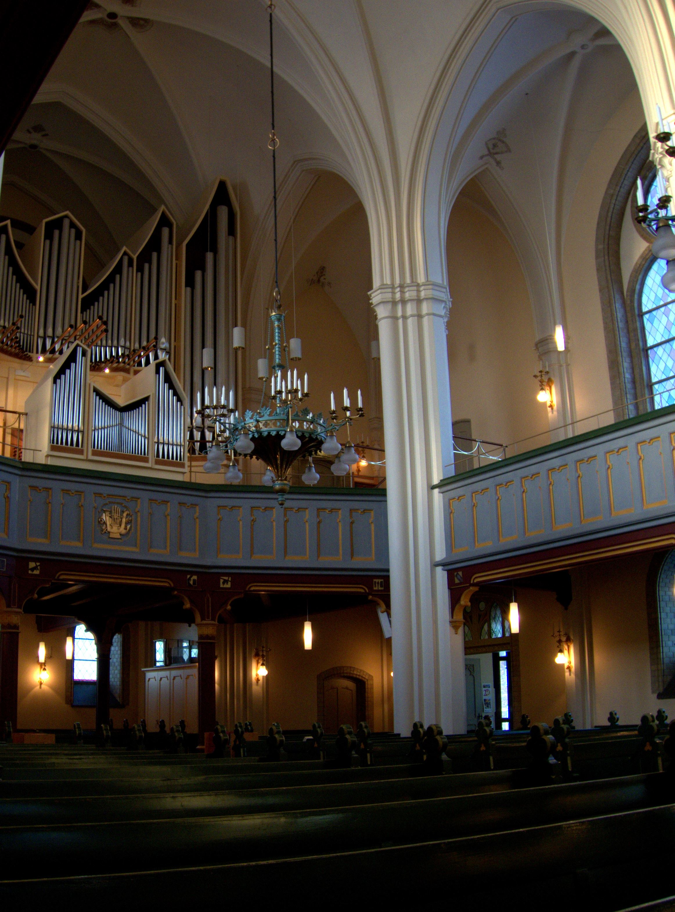 Umeå stads kyrka