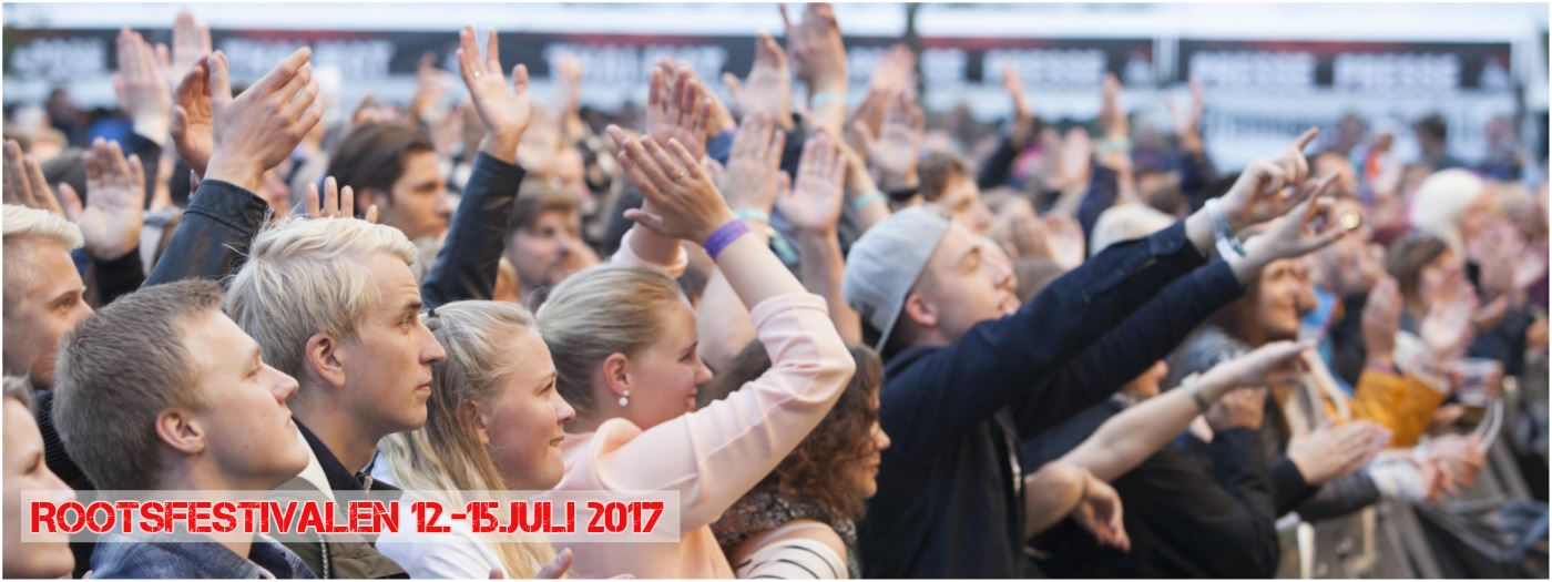 Rootsfestivalen 2017