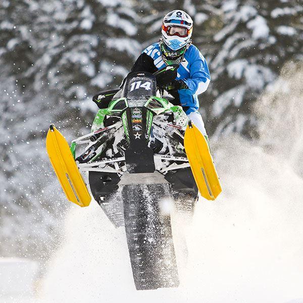 Swedish championships in Snow Cross