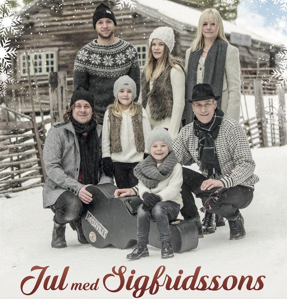 Jul med Sigfridssons