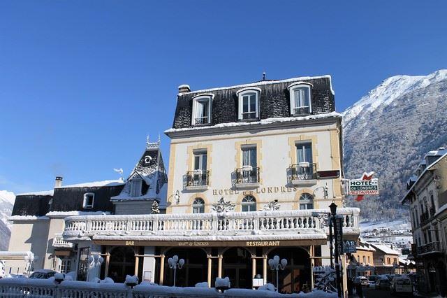 HPH128 - Hôtel de charme au centre de Luz-Saint-Sauveur