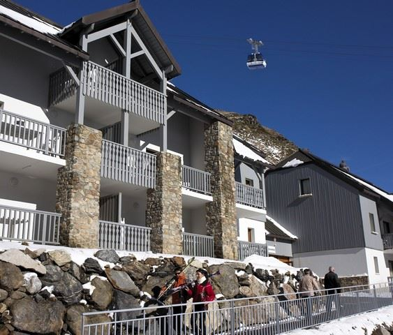 HPRT5 - Résidence au Grand Tourmalet Pic du Midi