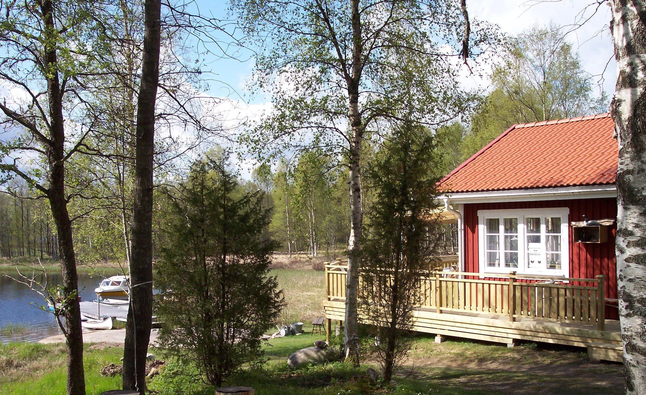 DED124 Sjövik-Dream location at lake Kornsjö.
