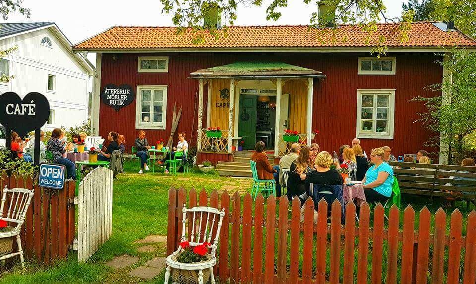 Vision af Enghsgården, Bergsjö,  © Vision af Enghsgården, Bergsjö, Vision af Enghsgården, Bergsjö Café