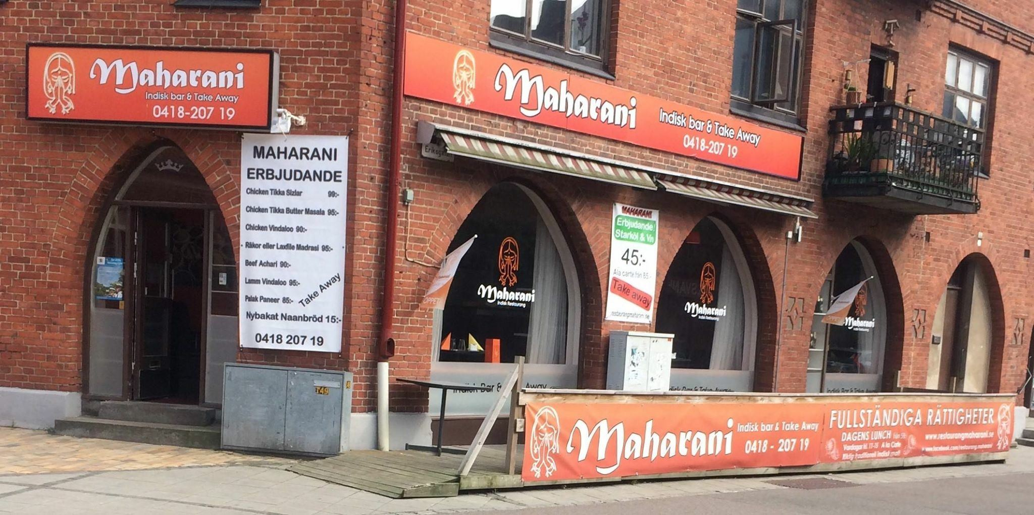 Maharani Restaurang