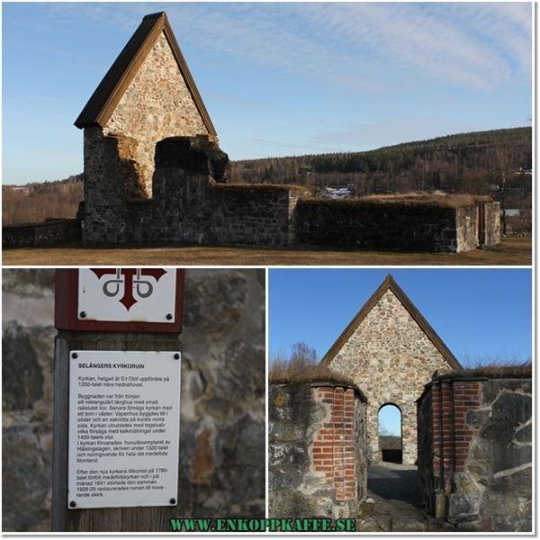 Selånger Kirchenruine