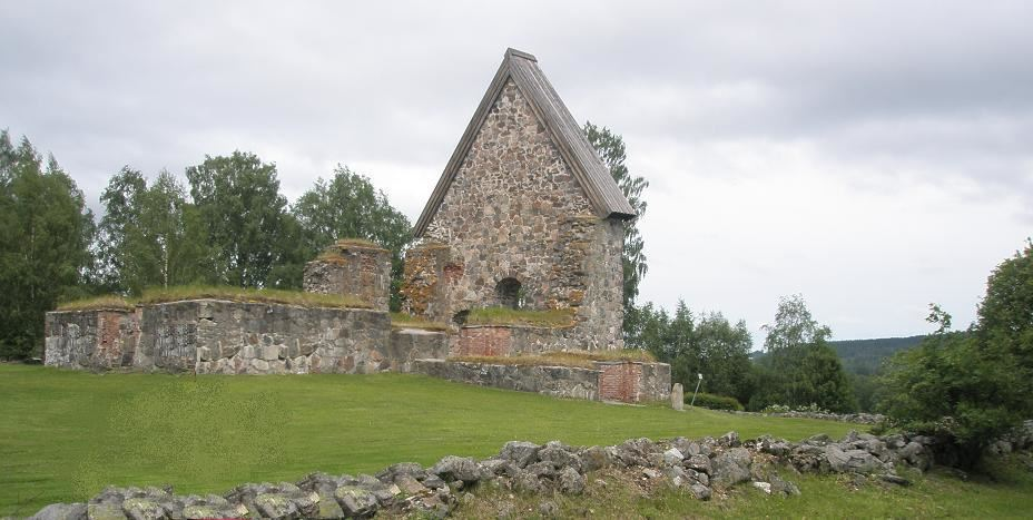 Selångers kyrkoruin