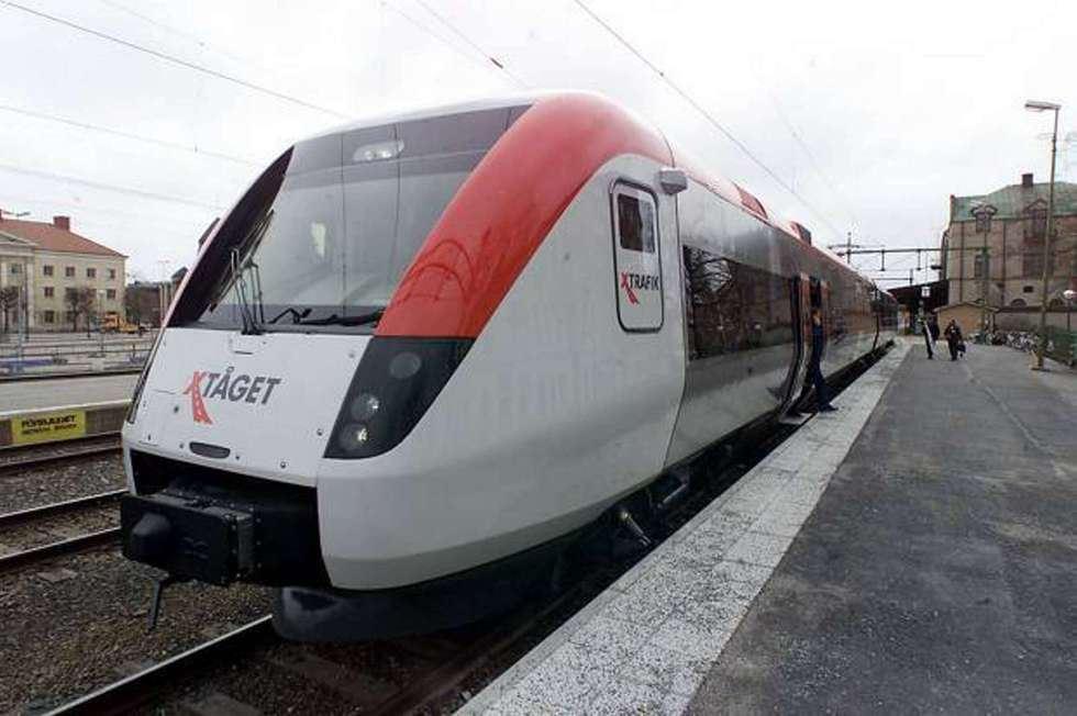 X-trafik tåg och buss i Gävleborgs län,  © X-trafik tåg och buss i Gävleborgs län, X-trafik tåg och buss i Gävleborgs län