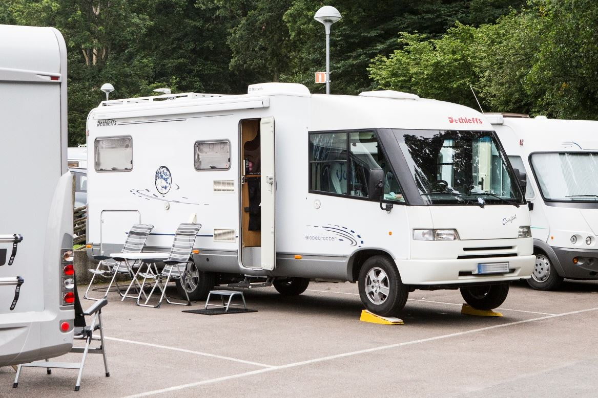 Lisebergsbyn/Camping